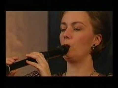 Michala Petri and Lars Hannibal plays Bach