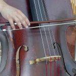 Der Kontrabass ist aus dem Sinfonieorchester nicht wegzudenken