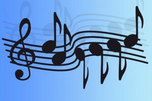 Der bekannte Violinschlüssel wird vor allem bei höheren Tonlagen angewandt