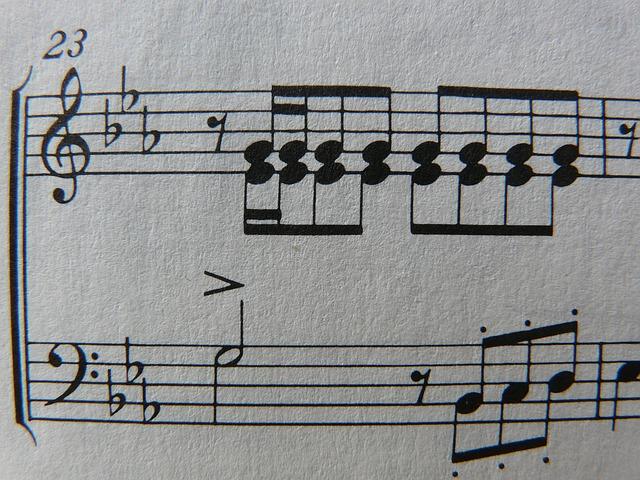 Die Wurzeln des Notenschlüssels liegen im 11. Jahrhundert, als Guido von Arezzo das Liniensystem für die Notation erfa